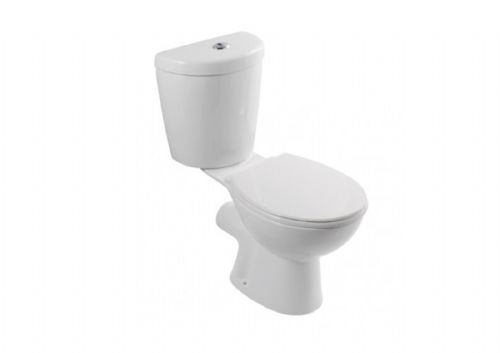 Eastbrook Cheverney Toilet Inc Soft Close Seat